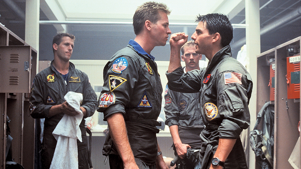 Top Gun Good Influences