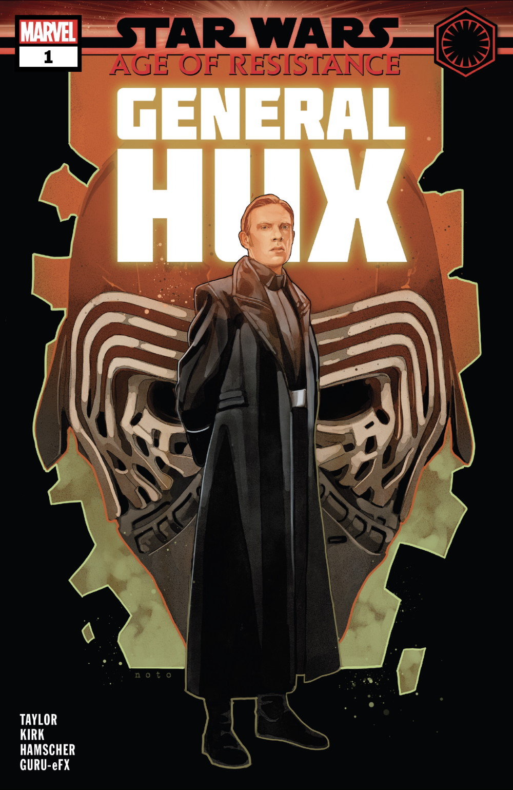 General Hux #1 Cover