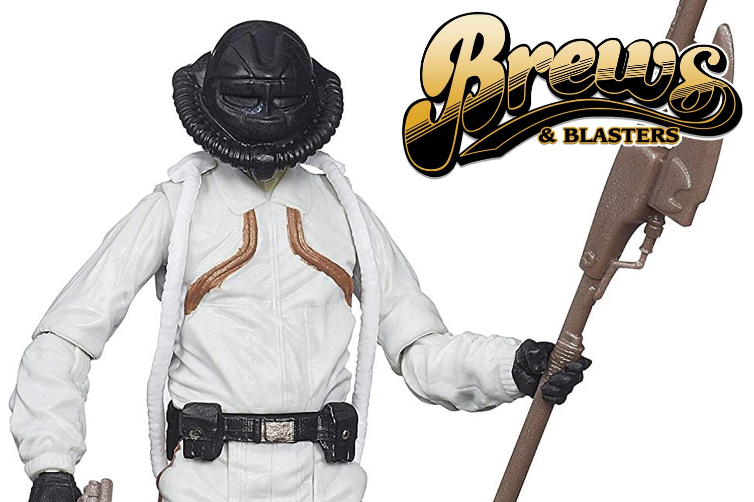 On this episode of Brews and Blasters, we aren't joking around at all: we're talking action figures for the entirety of this episode. We're definitely not singing the A-Team theme or anything like that. You might want to listen to the end, too, 'cause we got a contest going on! The Star Wars Party starts NOW! It's time for Brews and Blasters.