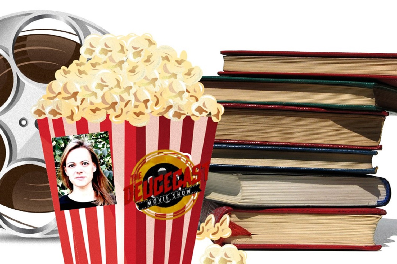 The Deucecast Movie Show #397: Books, Movies, and K.B. Hoyle