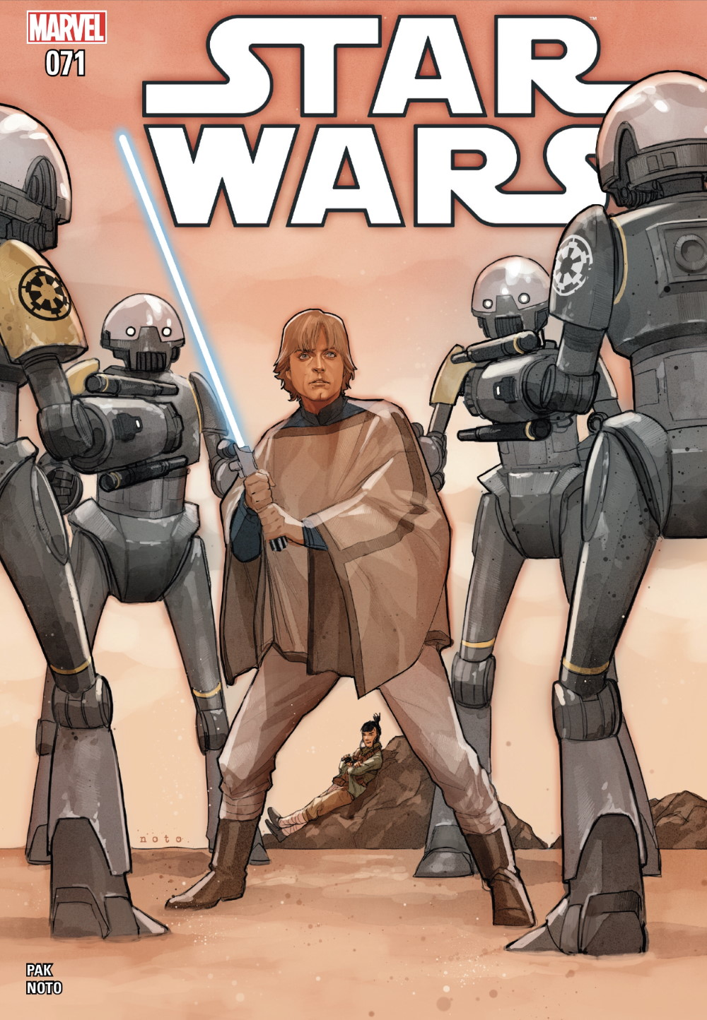 Star Wars #71 Cover