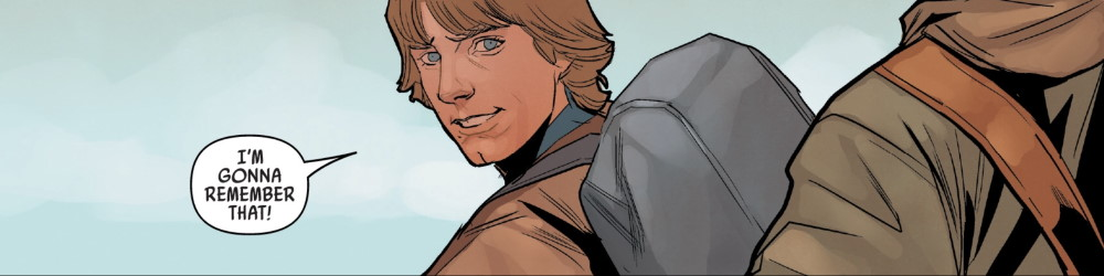 Star Wars #71 - Luke
