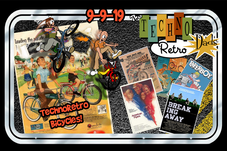 Bikes, Bicycles, Paperboy