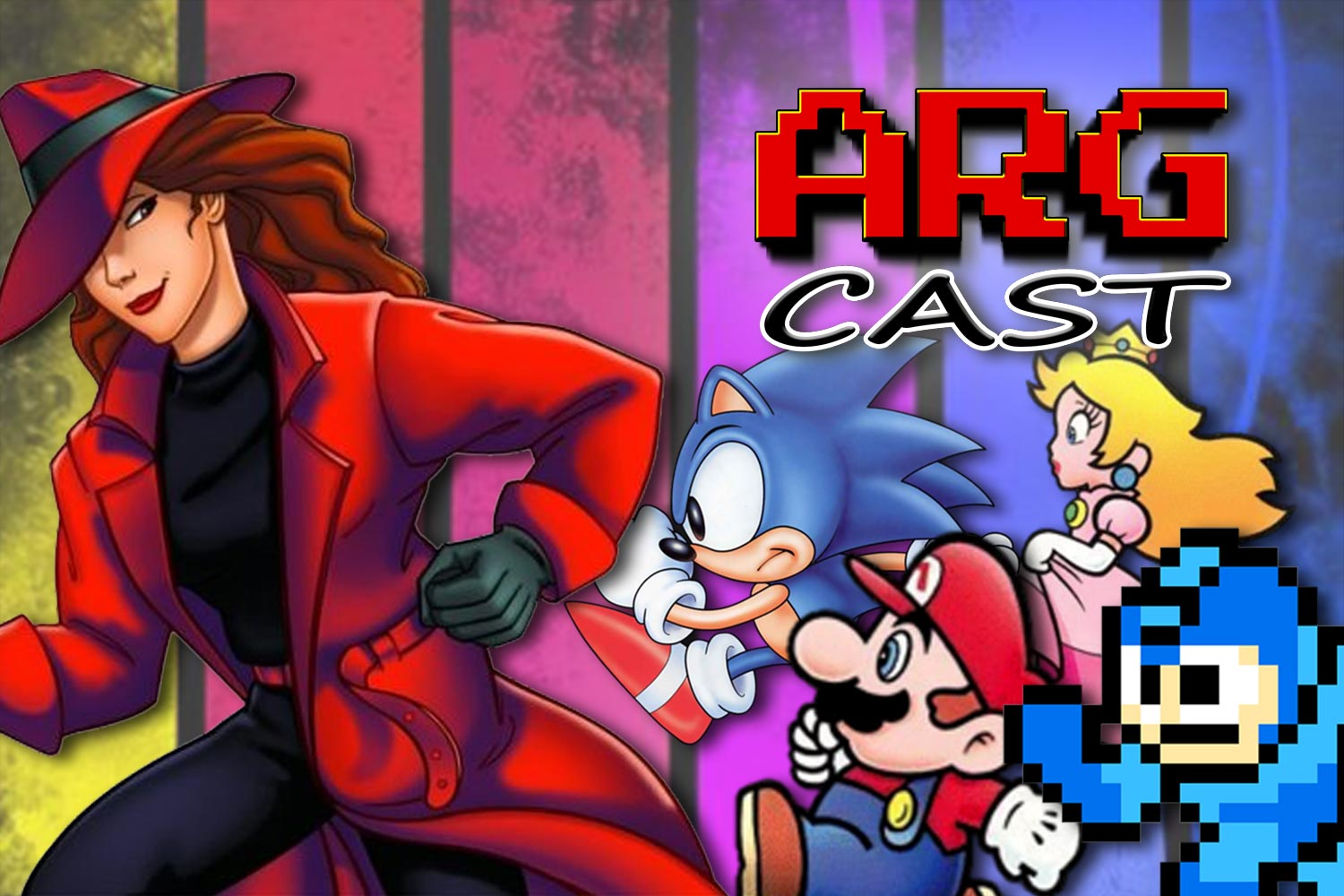 ARGcast #178: Our Earliest Gaming Memories w/ JJ, Tay, and Ash
