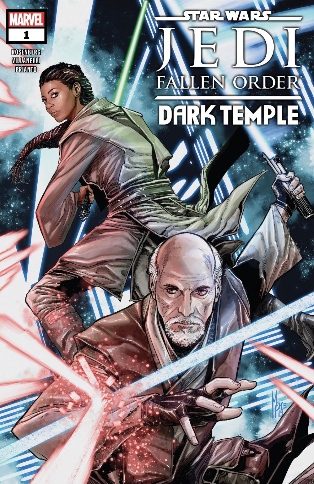 Jedi Fallen Order Dark Temple #1