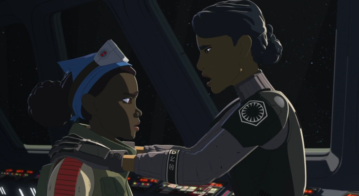 Star Wars Resistance: Into the Unknown