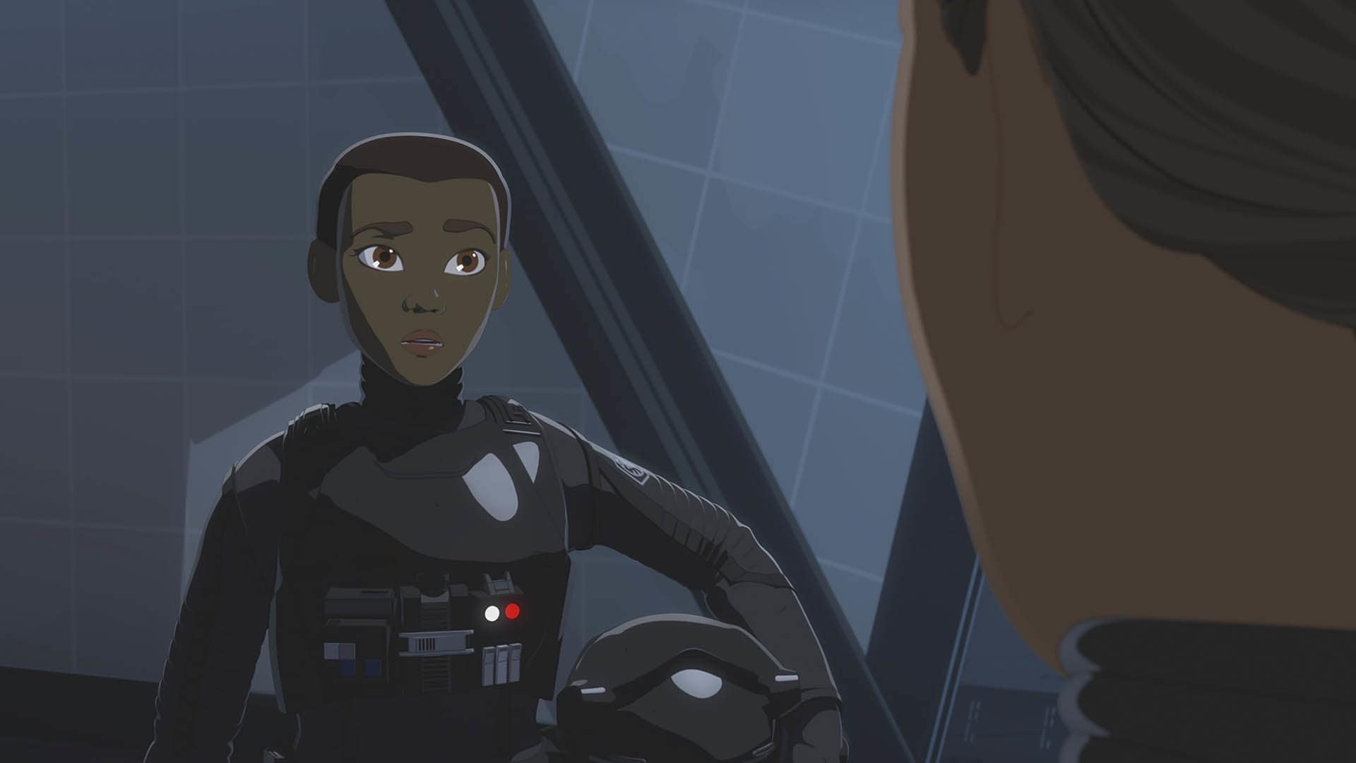 Star Wars Resistance Live Fire