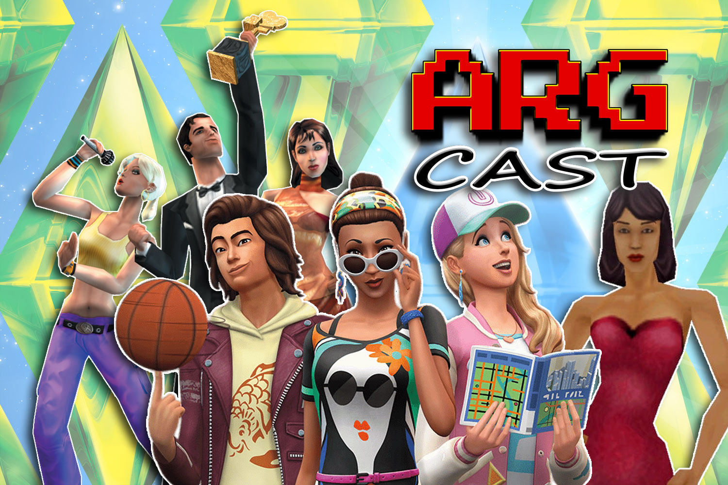 ARGcast #186: Living Large in The Sims w/ Madison Campbell