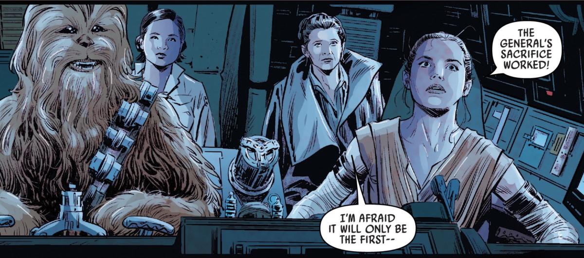 Star Wars Allegiance #4 Sacrifice