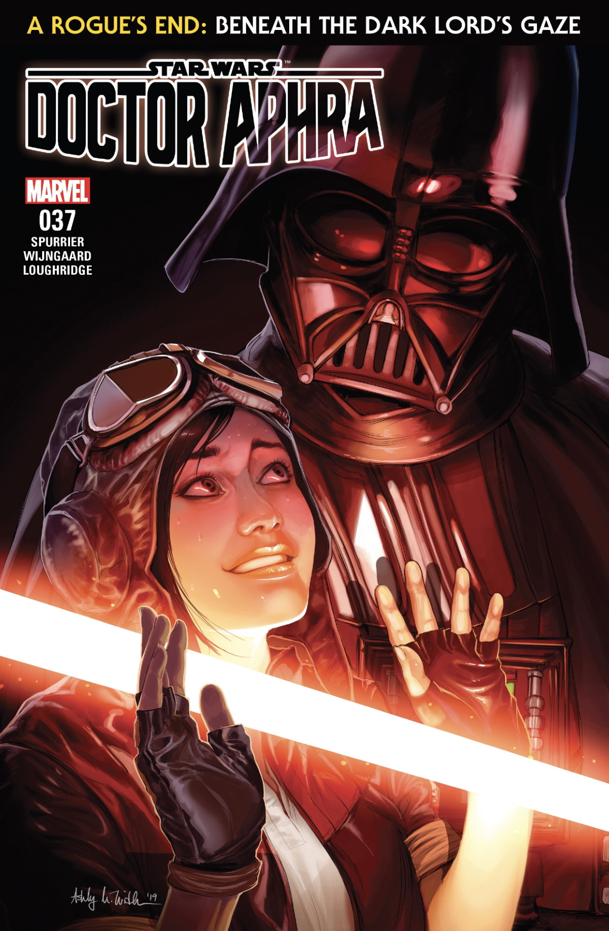 Doctor Aphra #37 Cover