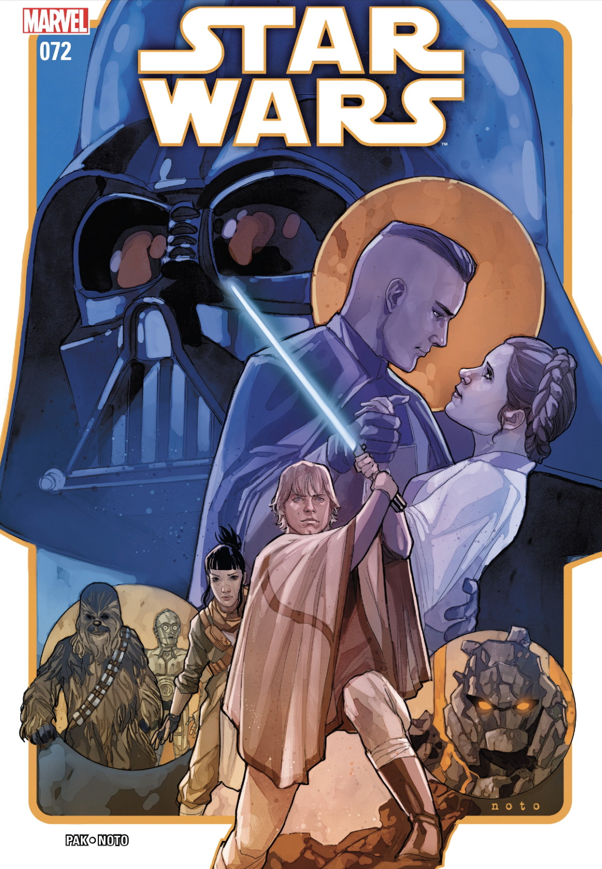 Star Wars #72 Cover