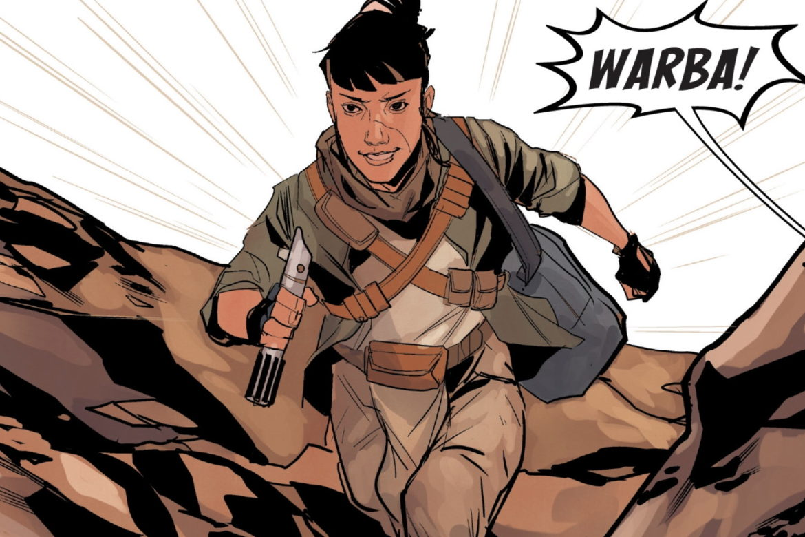 Star Wars #72 Feature