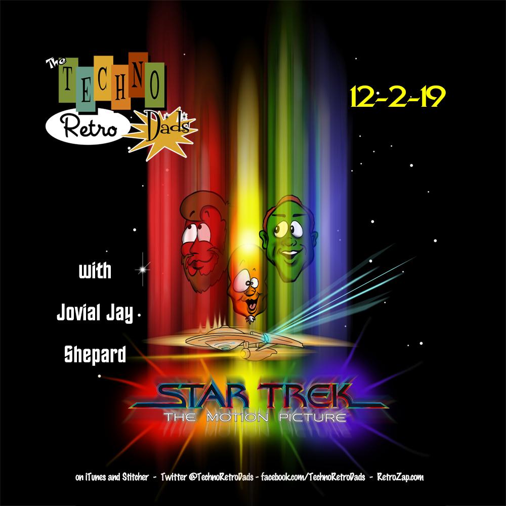 TechnoRetro Dads Star Trek 1979