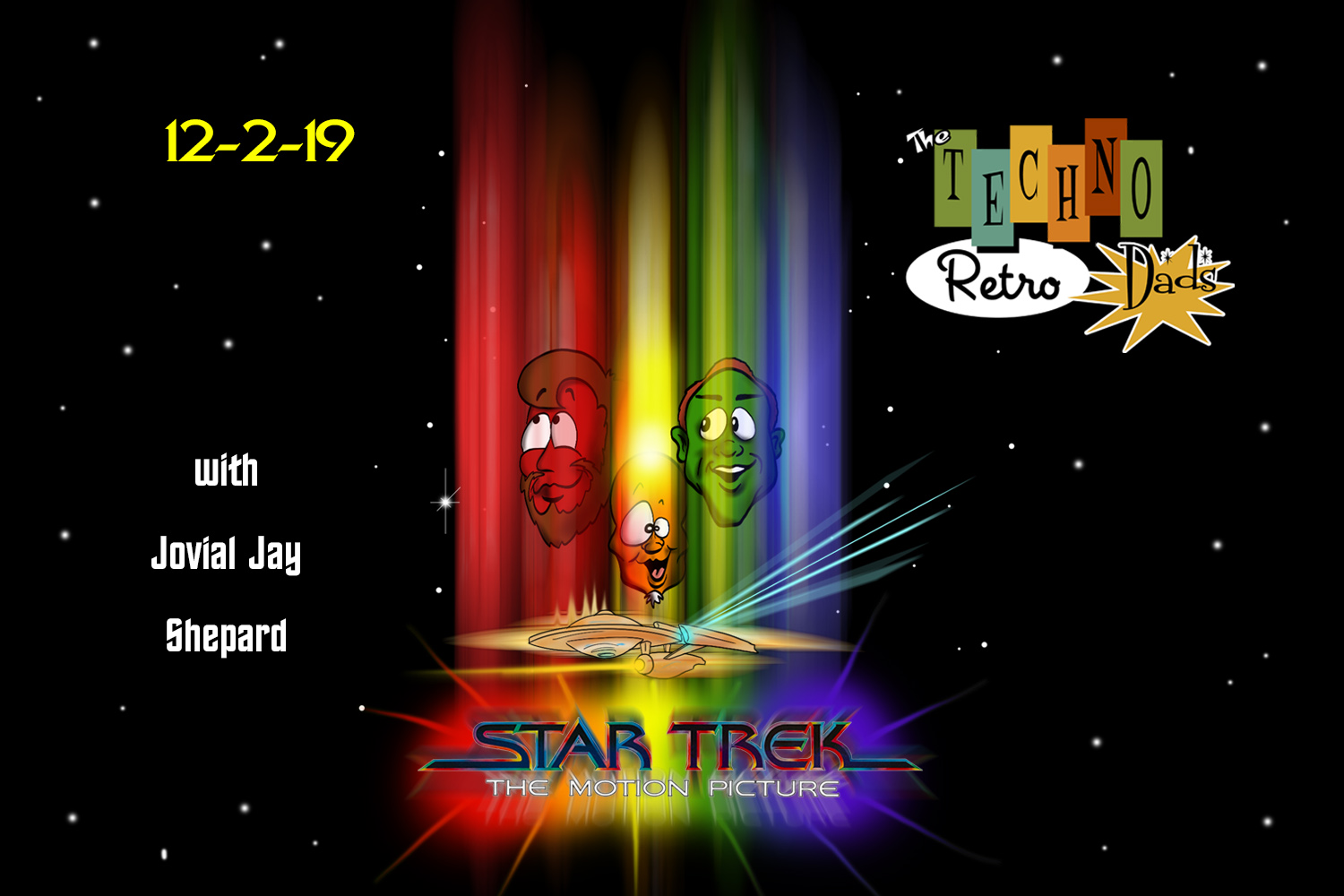 40 Years of Star Trek: The Motion Picture on TechnoRetro Dads
