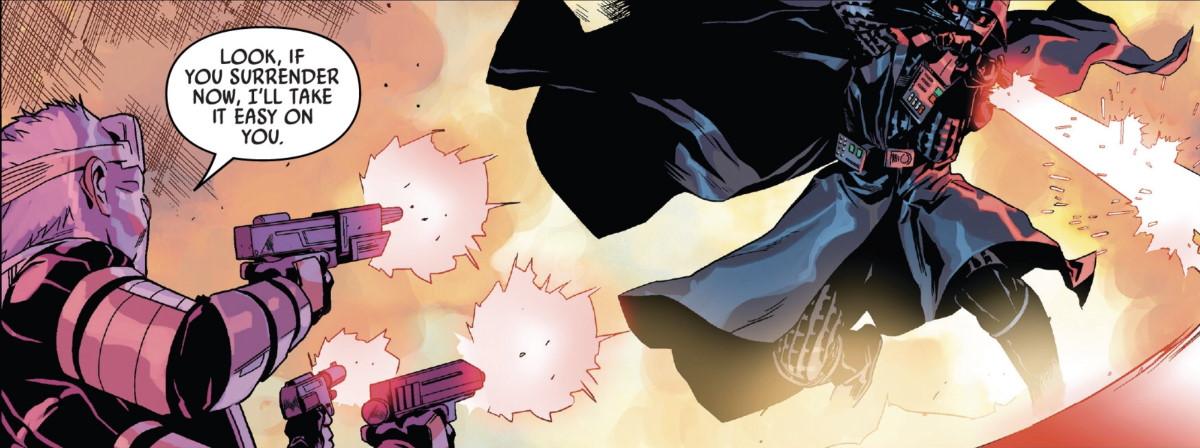 Target Vader #4 - Chio and Honnah