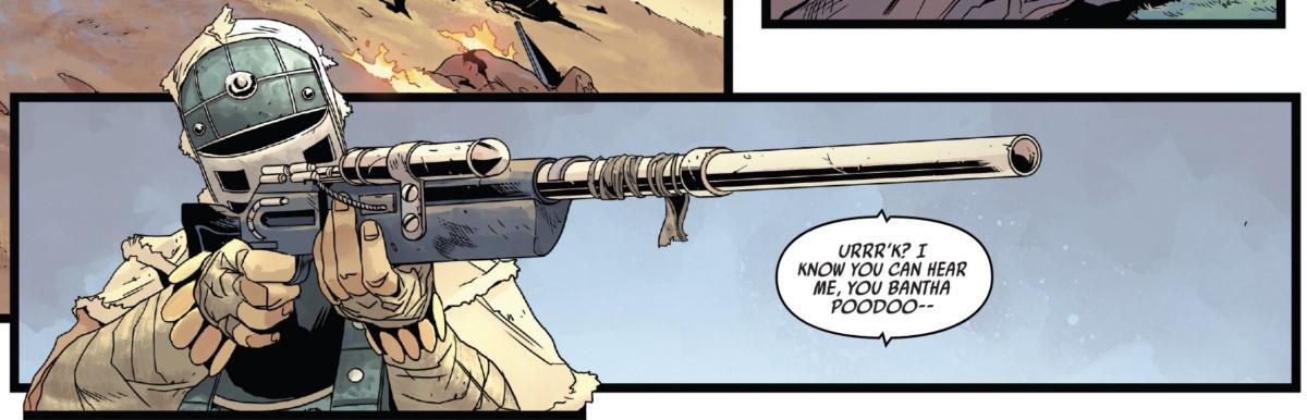 Target Vader #4 Urrr'k - Marvel Star Wars