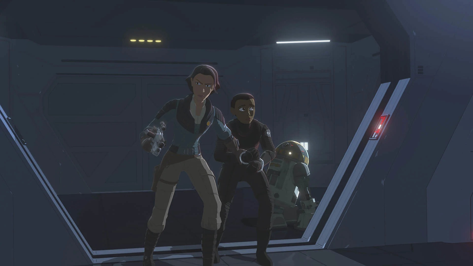 Star Wars Resistance Rendezvous Point