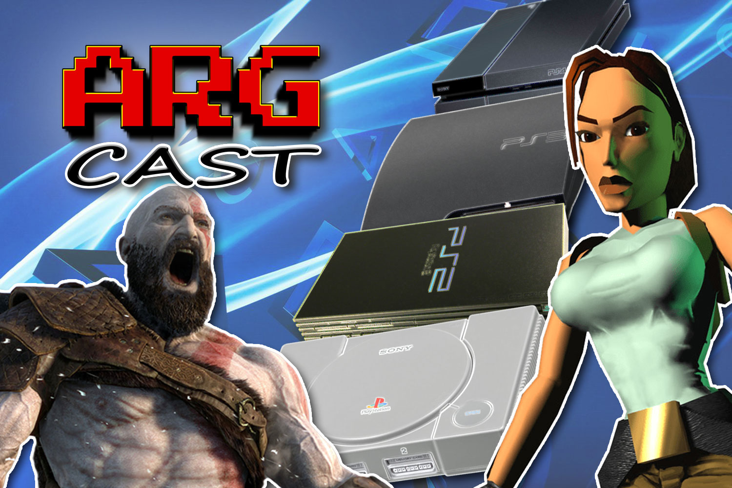 ARGcast #187: 25 Years of PlayStation w/ HipHopGamer and REDinFamy