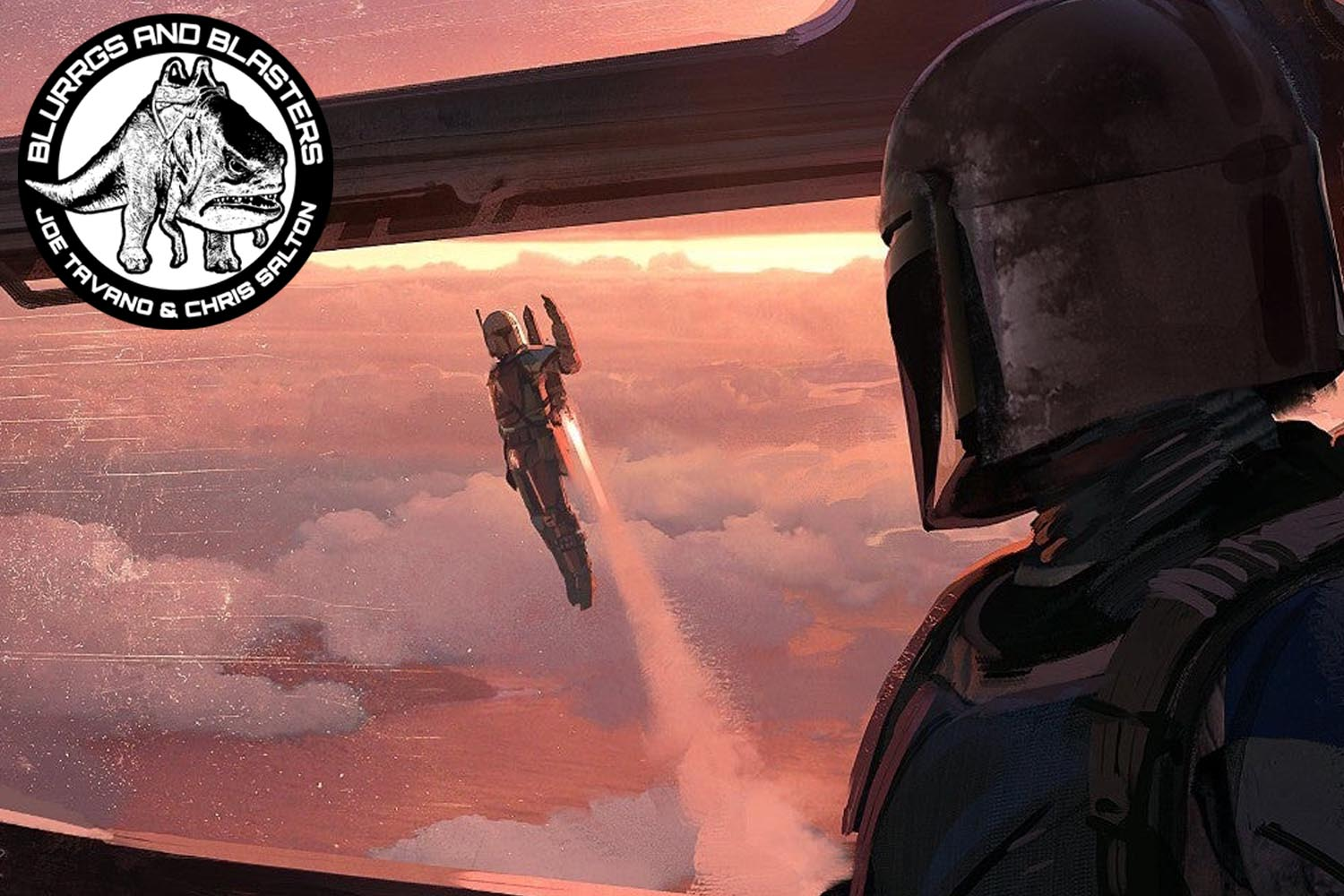 Blurrgs and Blasters: The Mandalorian, Chapter 3 (Brews and Blasters 236)