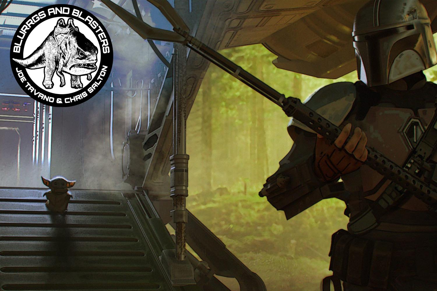 We want to drink spotchka, but instead we're drinking whiskey and talking all about The Mandalorian Chapter 4: Sanctuary.