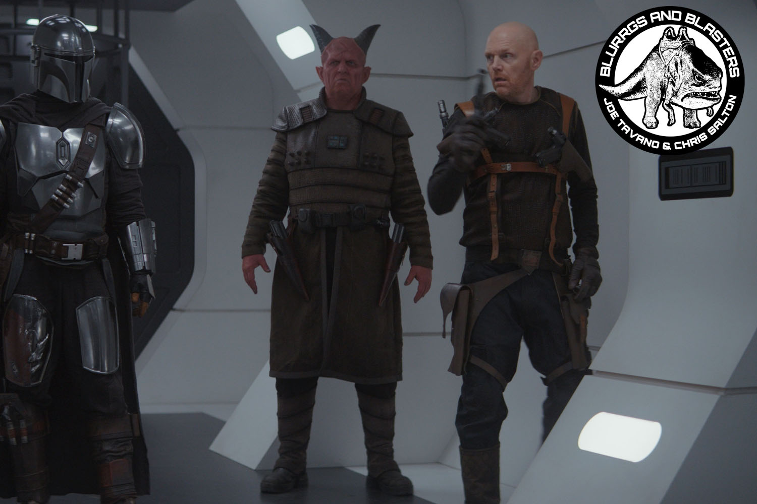 Blurrgs and Blasters: The Mandalorian, Chapter 6: The Prisoner (Brews and Blasters 240)