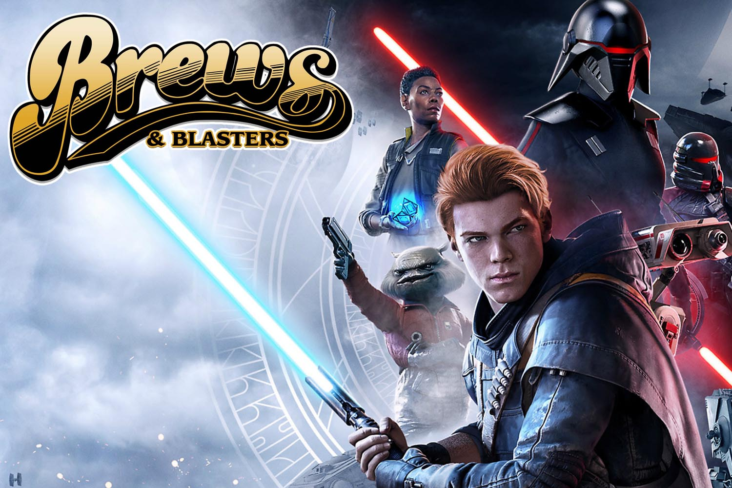We've been playing Star Wars: Jedi: Fallen Order and boy do we love it! Here's a spoiler-free review of the game, plus a semi-deep dive into a Topps TROS card set. Then a more-than-semi deep dive into foods that can fit into black series boxes.