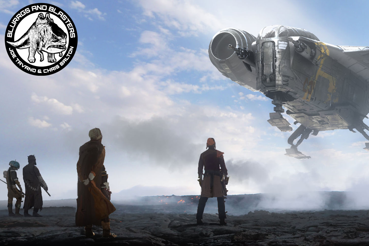 Blurrgs and Blasters: The Mandalorian, Chapter 7: The Reckoning (Brews and Blasters 241)