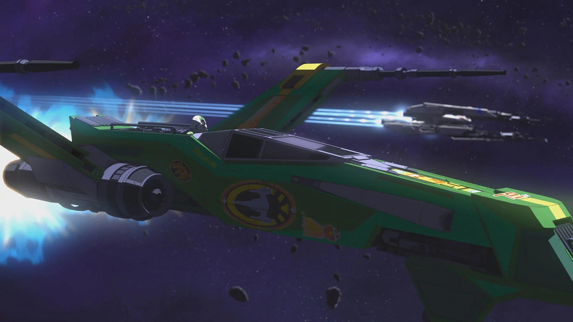 Star Wars Resistance The Voxx Vortex 5000