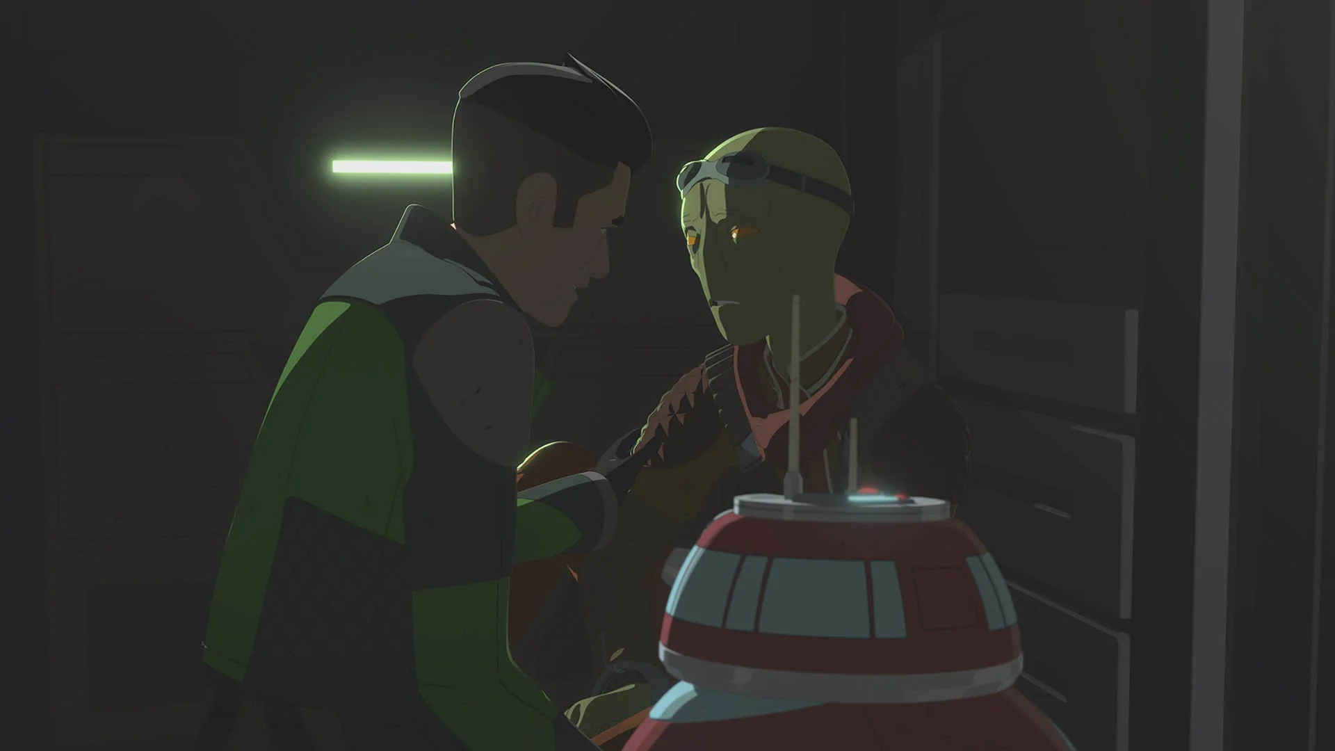 Star Wars Resistance The Missing Agent