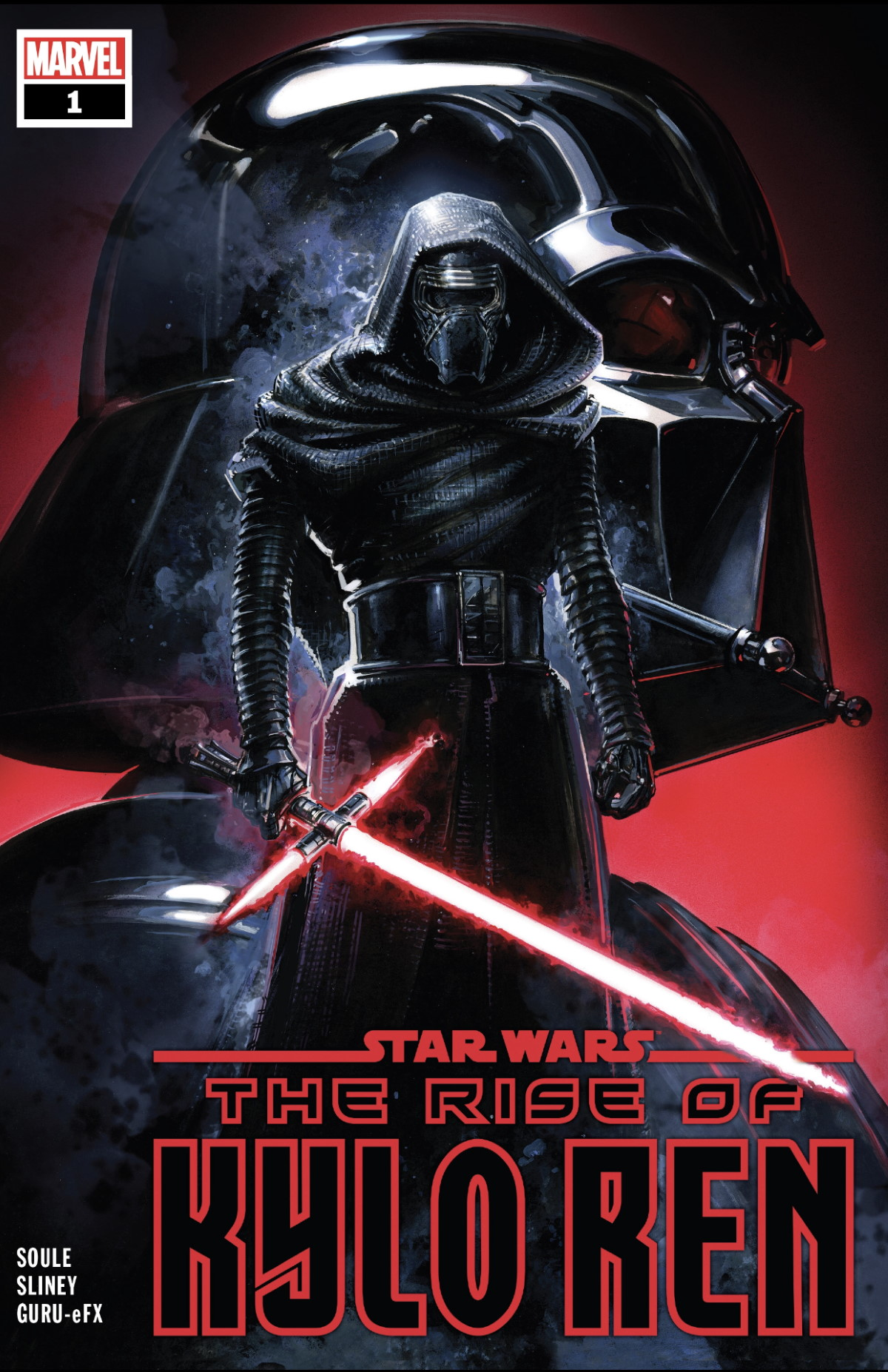 The Rise of Kylo Ren #1 Review - Cover - Star Wars - Charles Soule