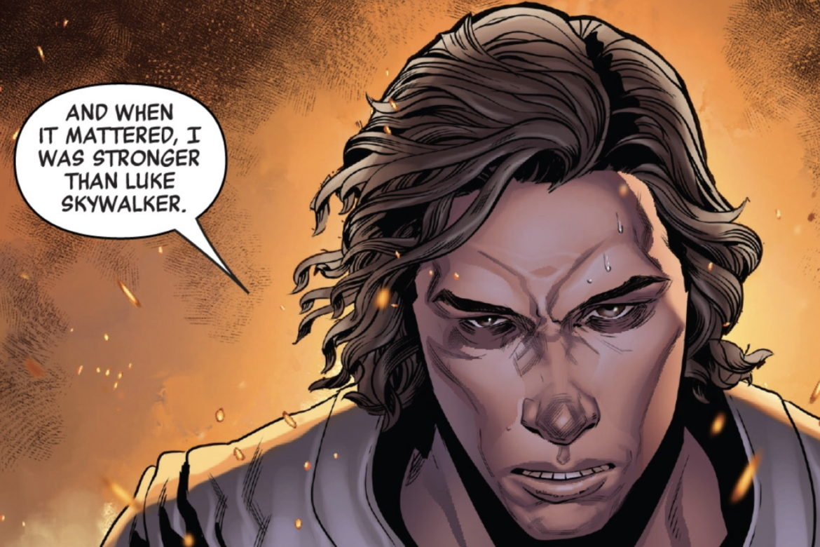 The Rise of Kylo Ren #1 Feature Image - Star Wars - Ben Solo - Marvel