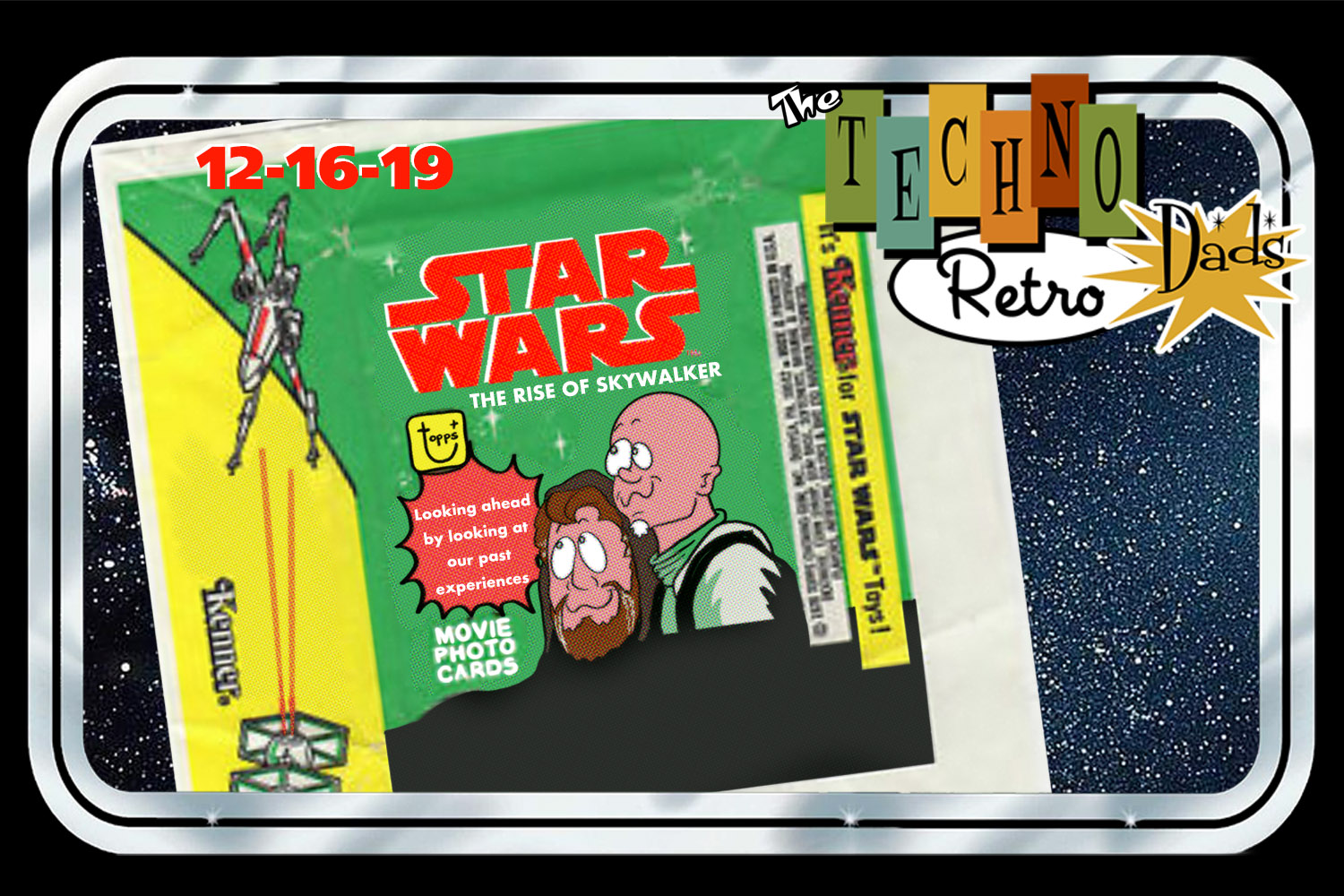 TechnoRetro Dads revisit their Star Wars experiences