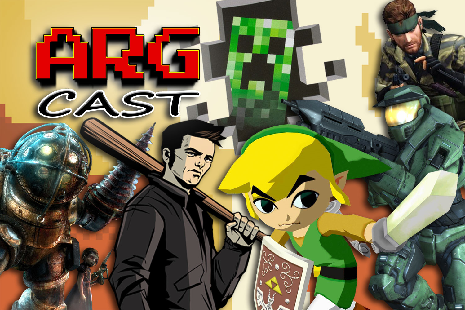 ARGcast Mini #34: Impactful Games of the 2000s w/ Ash, Evan, and Andre