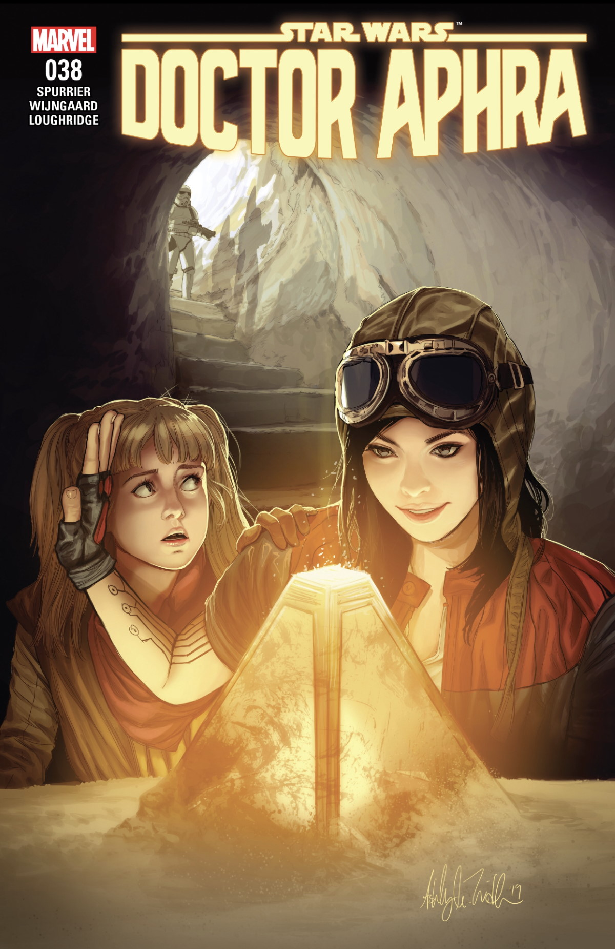 Doctor Aphra #38 Cover