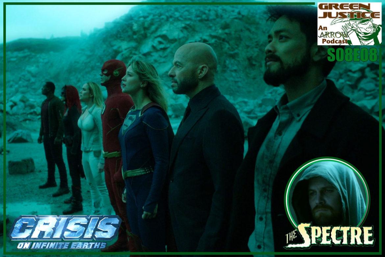 Crisis on Infinite Earths p2