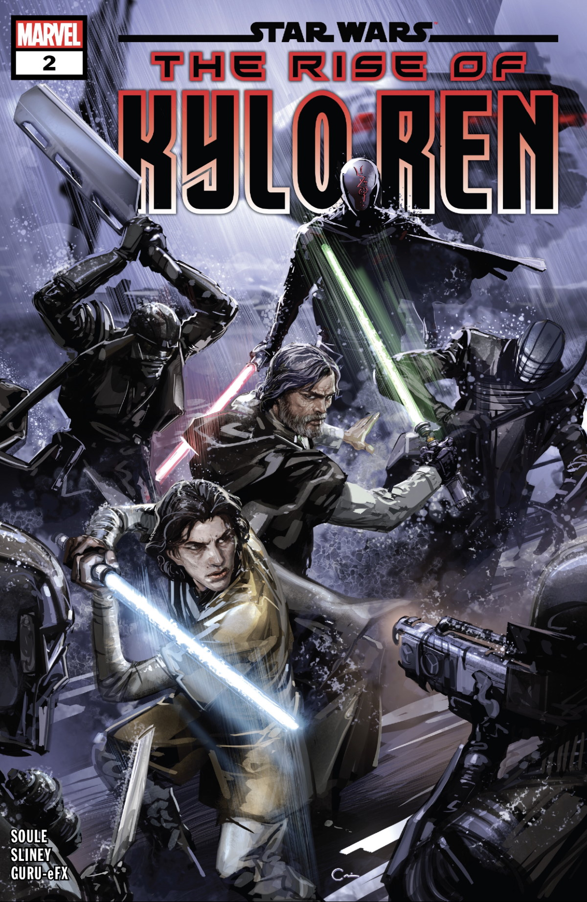 The Rise of Kylo Ren #2 Review - Star Wars Marvel