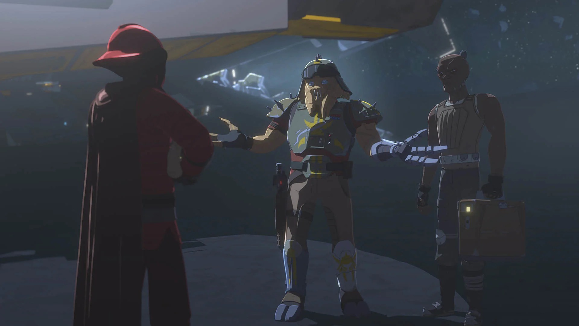 Star Wars Resistance The Mutiny