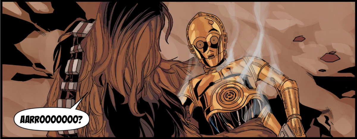 Star Wars #74 Threepio