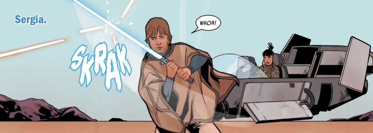 Star Wars #74 Luke Skywalker