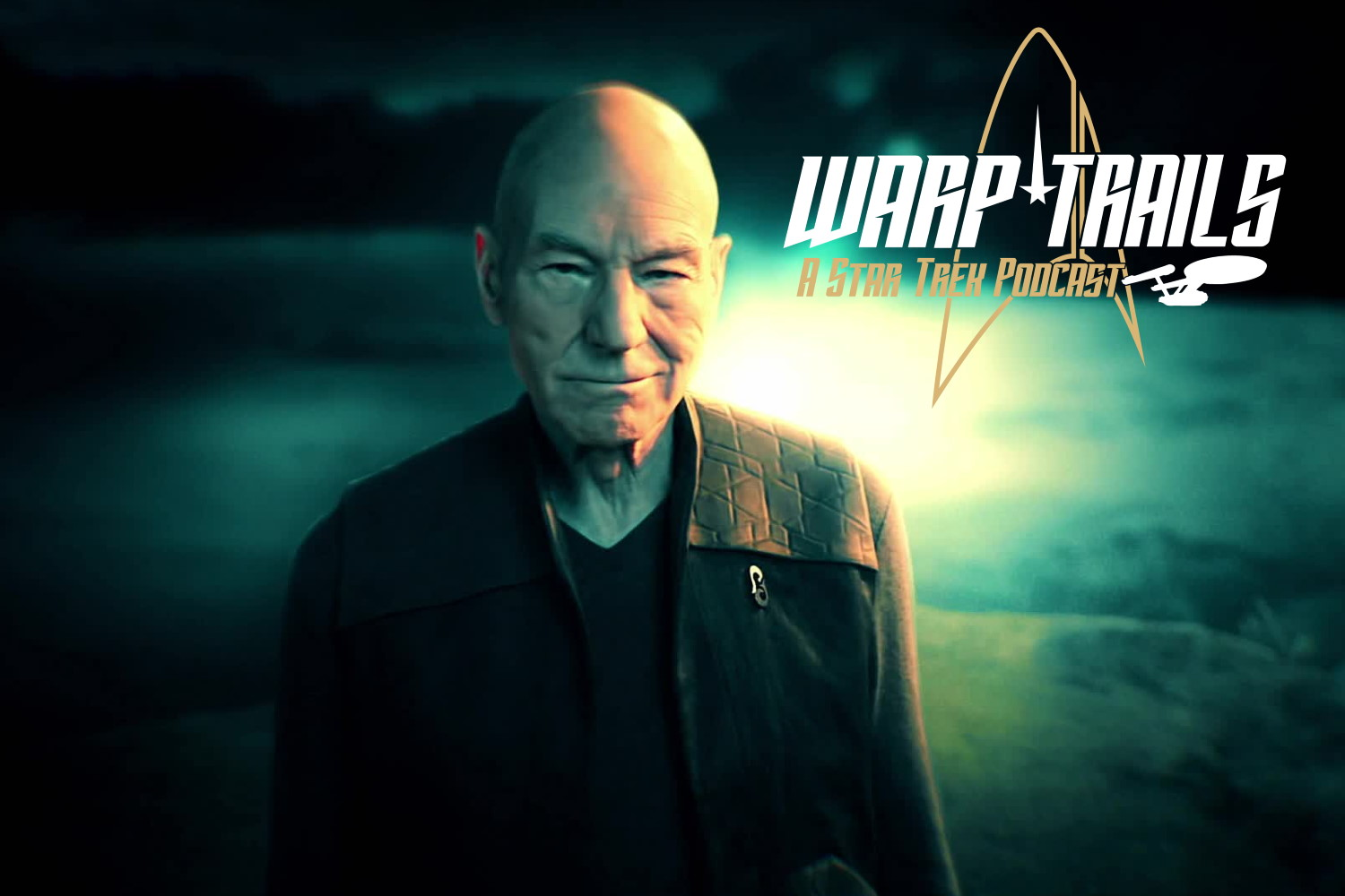 Warp Trails - Picard #1-1 Remembrance - Star Trek