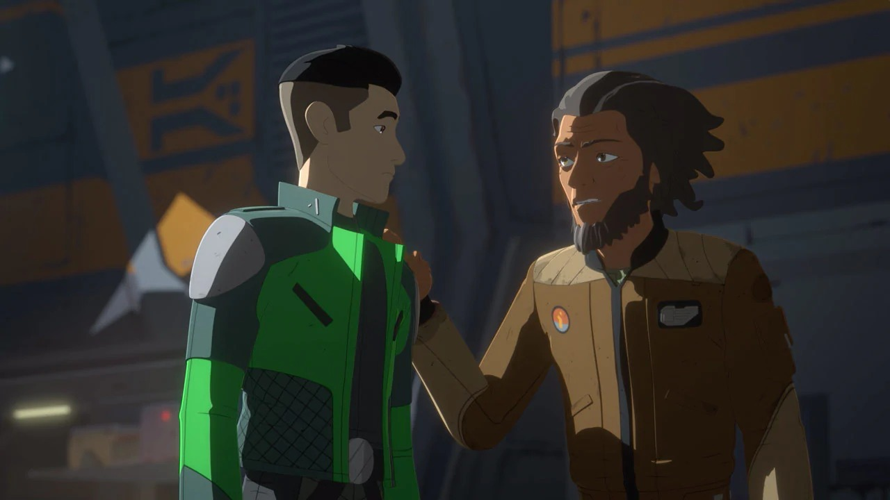 Star Wars Resistance No Place Safe