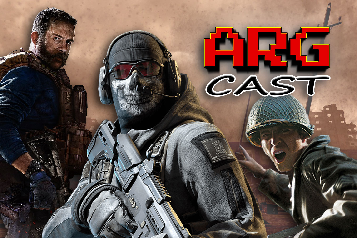 ARGcast #193: Answering the Call of Duty Franchise