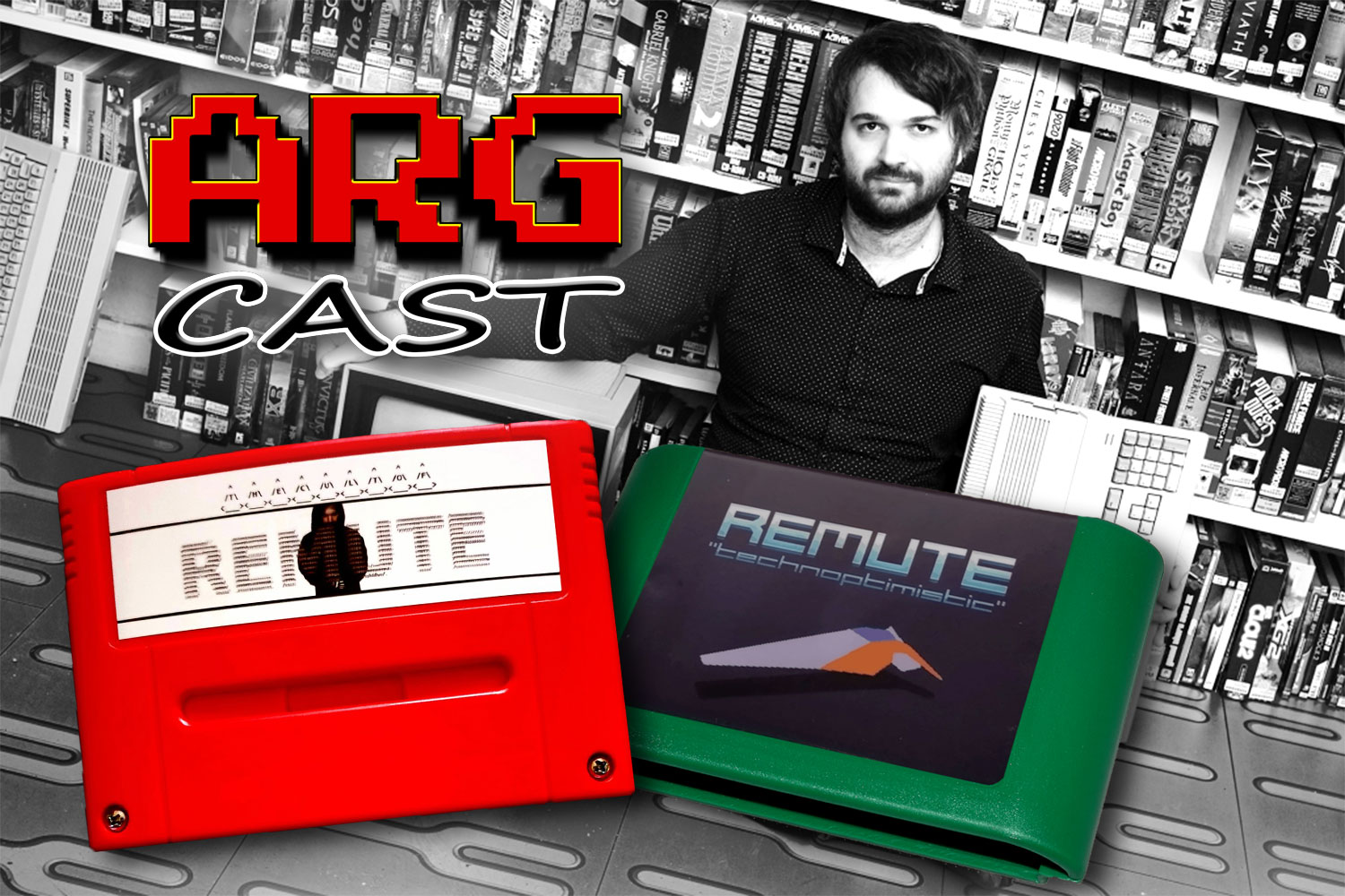 ARGcast Mini #36: Making Music on Gaming Carts w/ Remute
