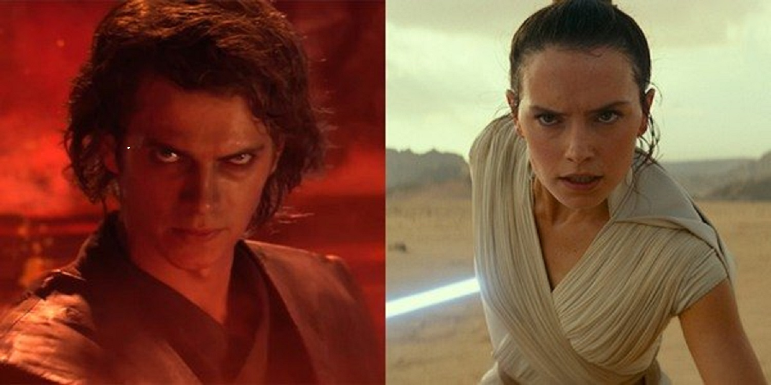 Skywalkers Palpatines And The Chosen One Retrozap