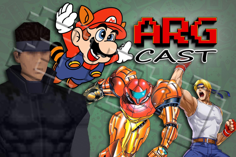 ARGcast #200: Retro Gaming Tournament of Champions (Part 1)