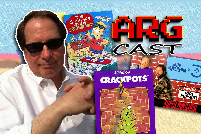 ARGcast Mini #39: Old School Activision, Atari w/ Dan Kitchen