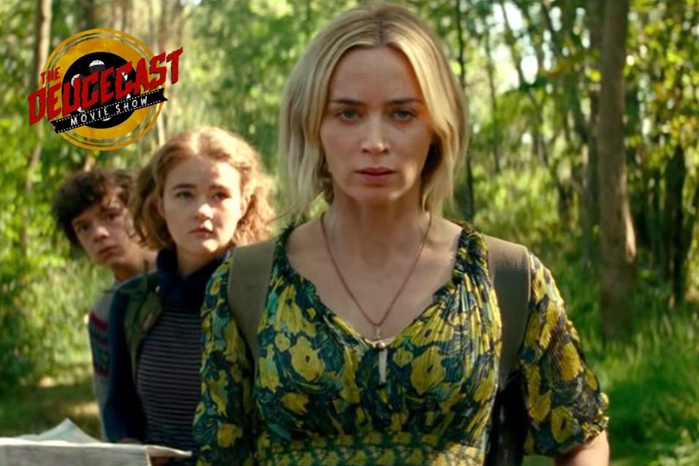 The Deucecast Movie Show #420: 2020 Spring Movie Preview