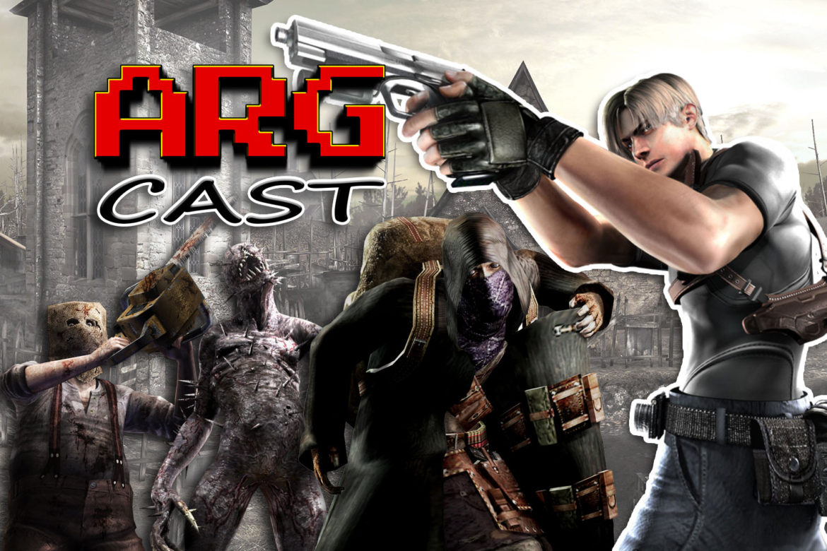 ARGcast #204: Surviving in Resident Evil 4 w/ Chris Souza
