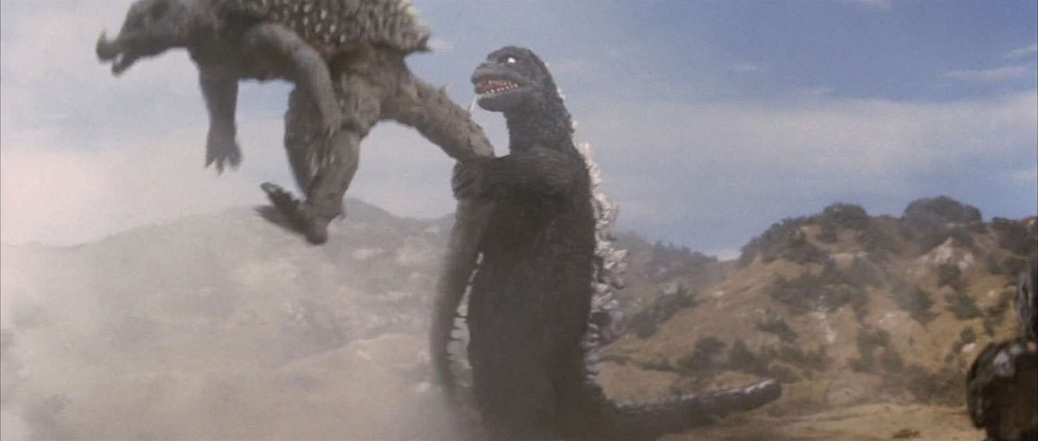 Godzilla vs. Mechagodzilla (1974) | Sci-Fi Saturdays ...