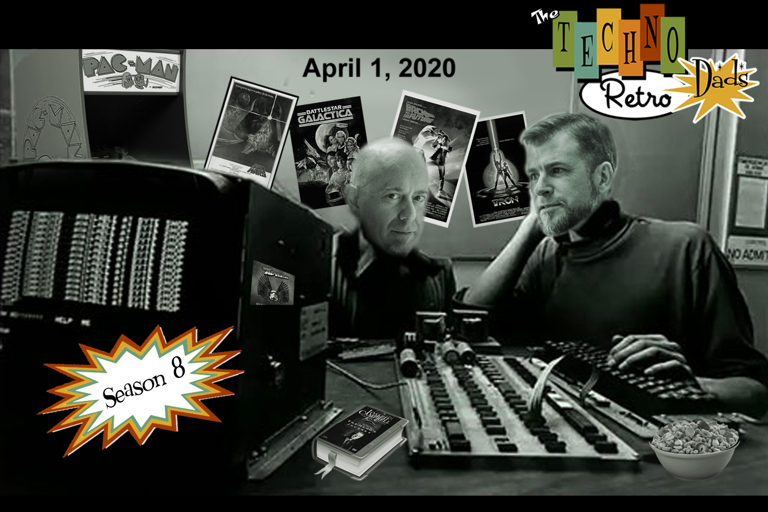 Real People of RetroZap.com: TechnoRetro Dads